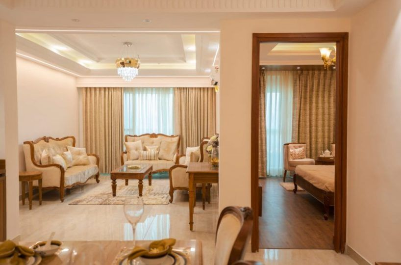 3+1+1BHK+Servant room+store apartment floors in canvas mohali-cascade buildtech