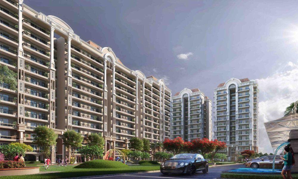 Affinity Greens 2-3-4 BHK Premium Apartments in Zirakpur-Cascade buildtech