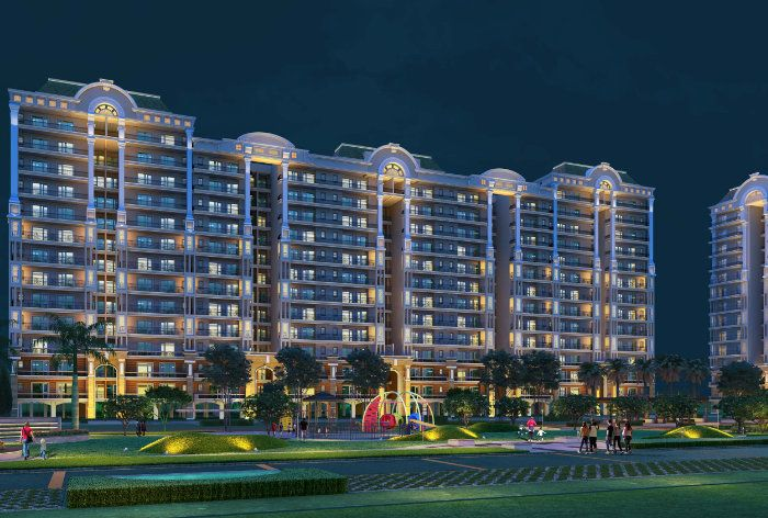 Affinity Greens 2-3-4 BHK Premium Flats in Zirakpur-Cascade buildtech