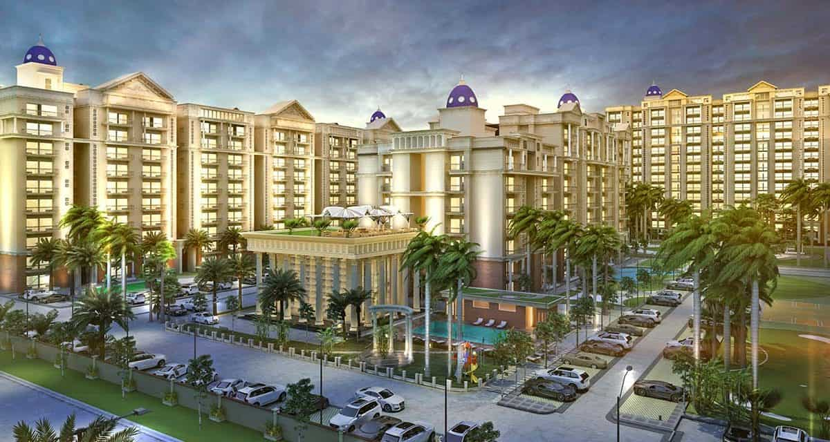 Cascade Buildtech GBP Athens 2BHK Apartments Penthouses For Sale on Airport Road