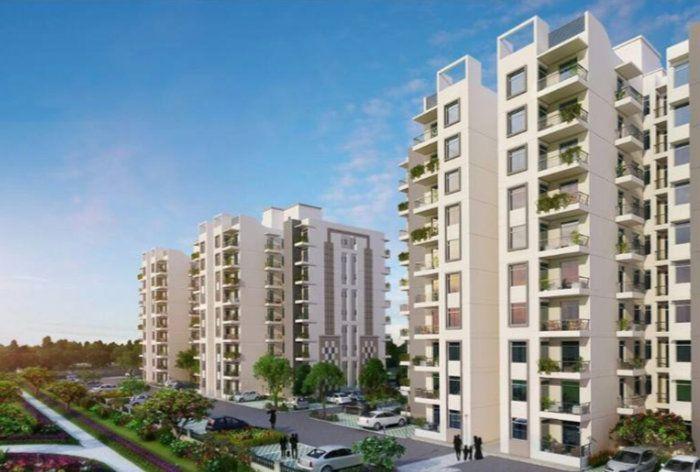 Sushma joynest Mohali 2-3BHK Apartments for sale in Mohali-Cascade BUildtech