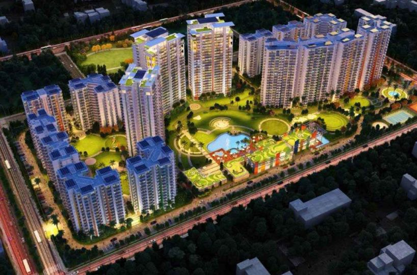 2-3bhk apartments for sale Hero Homes Mohali-cascade buildtech