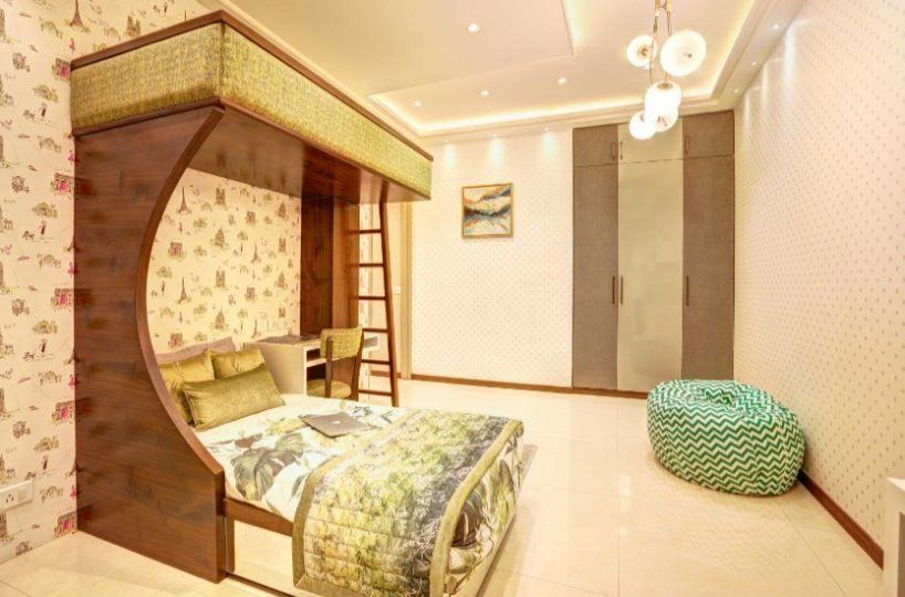 3 BHK Premium Flats in Affinity Greens Zirakpur-cascade buildtech