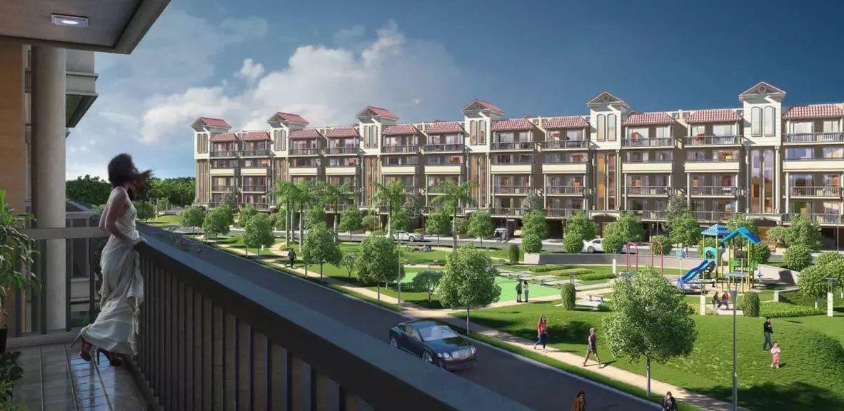 3+1BHK Villa Floors in Zirakpur Sushma Valencia-cascade buildtech