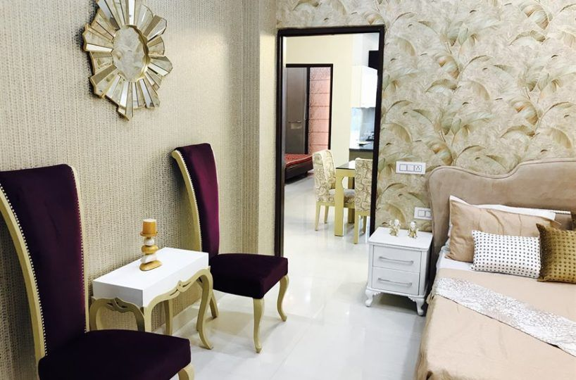 3BHK Ready To Move Flats in Bliss Orra Zirakpur