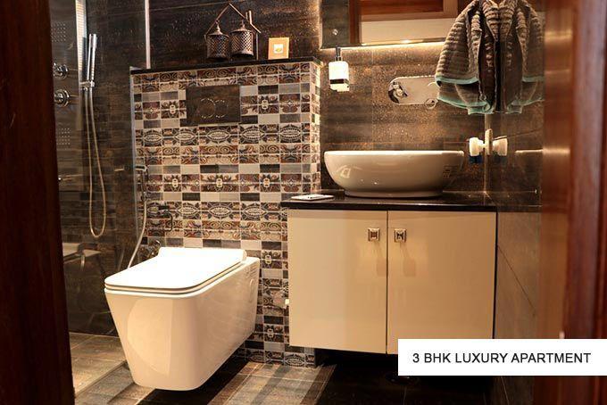 GBP Athens 3 bhk luxury apartment bathroom-cascade buildtech
