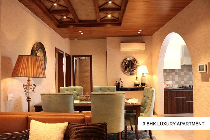 GBP Athens 3 bhk luxury apartment casual dining room ideas-cascade buildtech