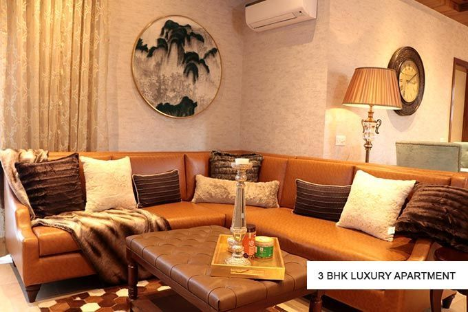 GBP Athens 3 bhk luxury apartment simple drawing room-cascade buildtech