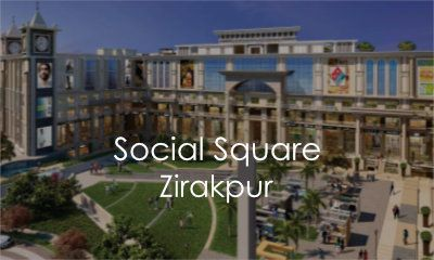 HLP Social Square commercial property for sale in Chandigarh Mohali Zirakpur-cascade-buildtech