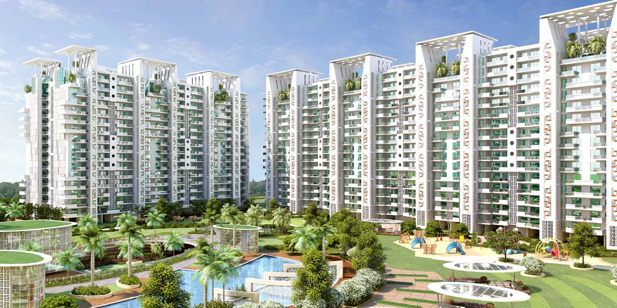 JLPL Falcon View 4BHK Flats For Sale in Mohali-cascade buildtech