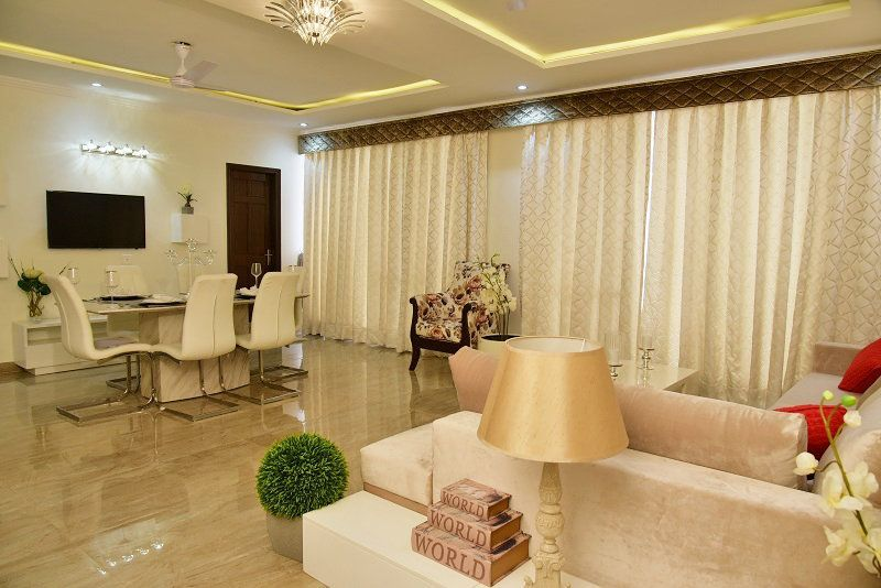 2-3-4bhk Flats For Sale in Gillco Parkhills Mohali