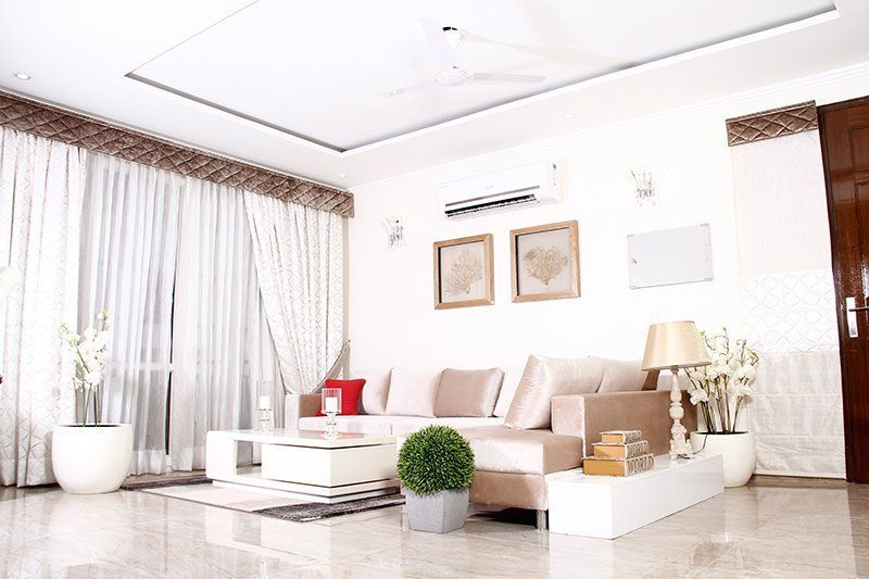2-3-4bhk Ready to Move Flats drawing room in Gillco Parkhills Mohali