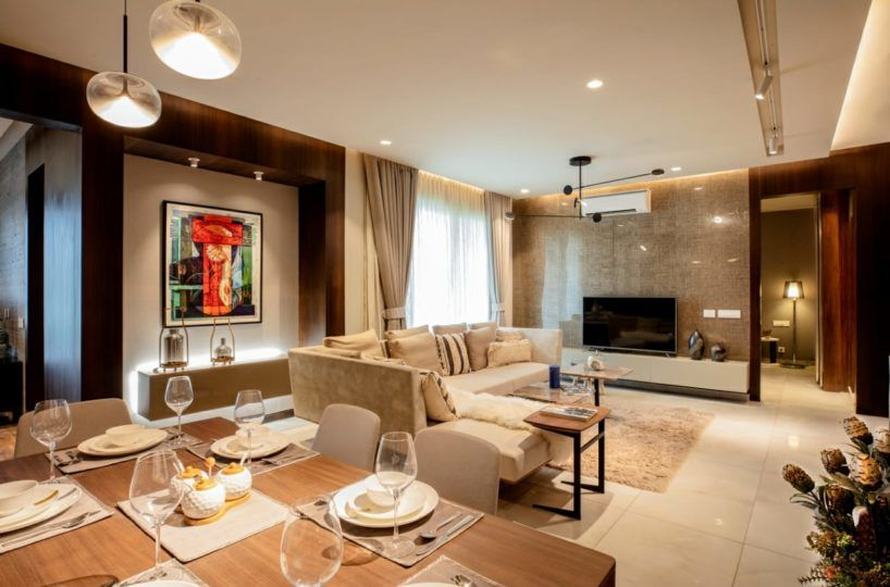 2-3bhk flats for sale in marbella grand dining room-cascade Buildtech