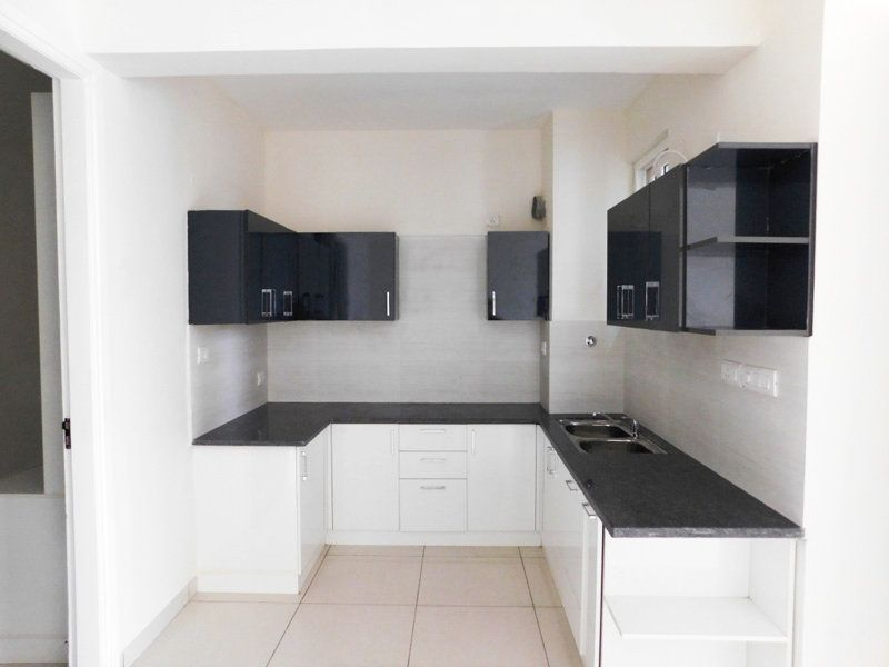 2BHK Ready To Move Flats in Highland Park Zirakpur Balcony Modular kitchen