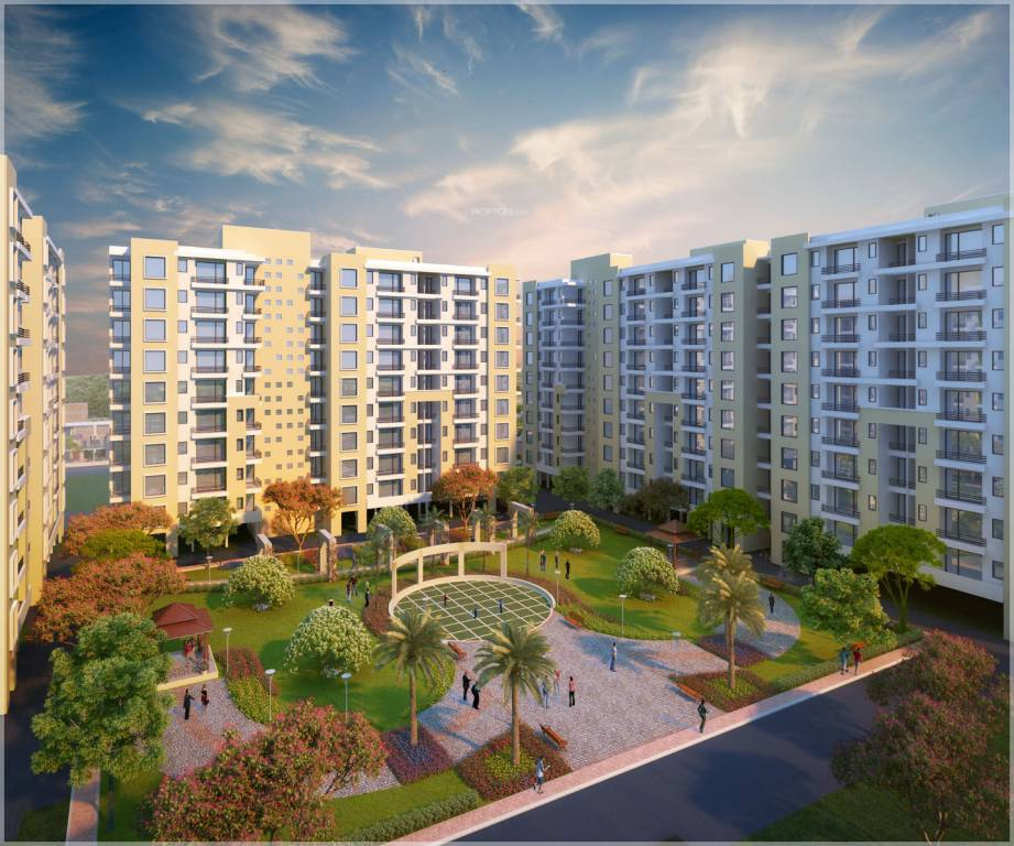 3-4 BHK Ready To Move Flats in Mohali Mona City Homes