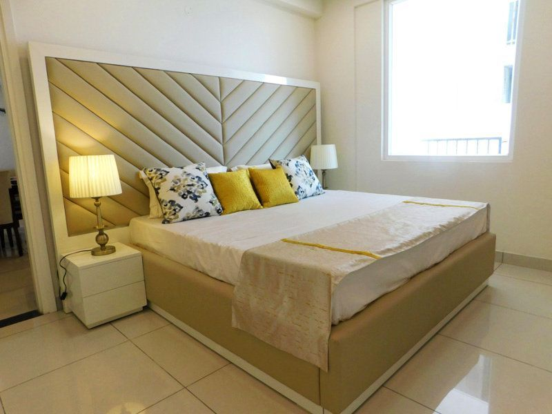 3BHK Ready To Move Flats in Highland Park Zirakpur Master Bedroom