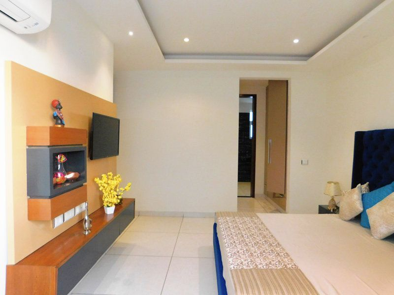 4bhk Ready To Move Flats For Sale in Highland Park Zirakpur Second badroom