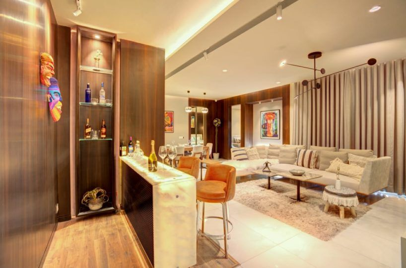 4bhk flats for sale in marbella grand bar and drawing room-cascade Buildtech
