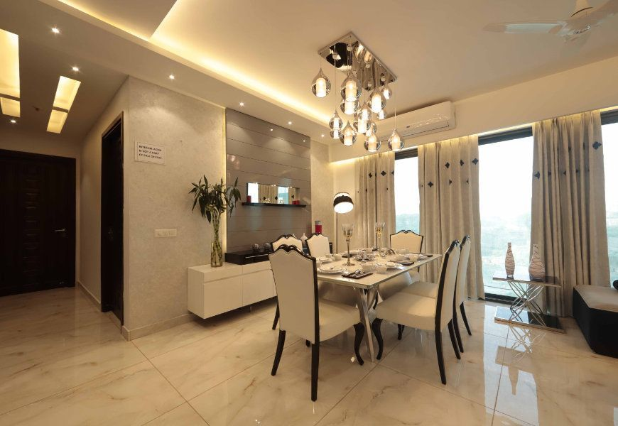 4bhk flats for sale in mona city homes mohali dining room