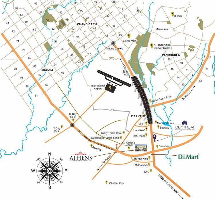 GBP Athens Location Map-Cascade Buildtech