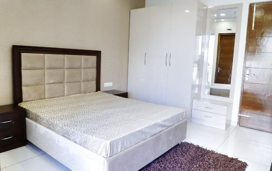 Grace homes Bedroom Ready to move 3bhk apartments with lift on vip road