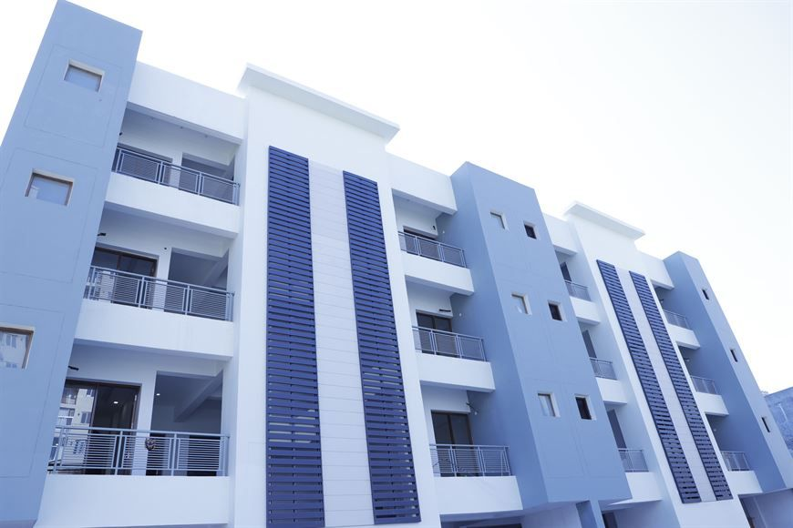 Grace homes Ready to move 3bhk apartments on vip road zirakpur punjab