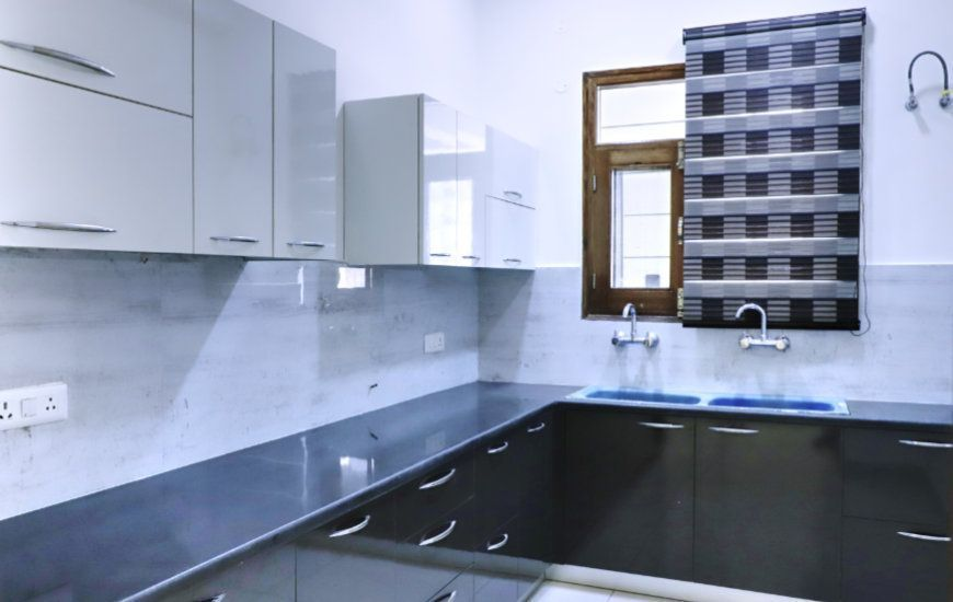 Grace homes modular kitchen Ready to move 3bhk apartments with lift on vip road