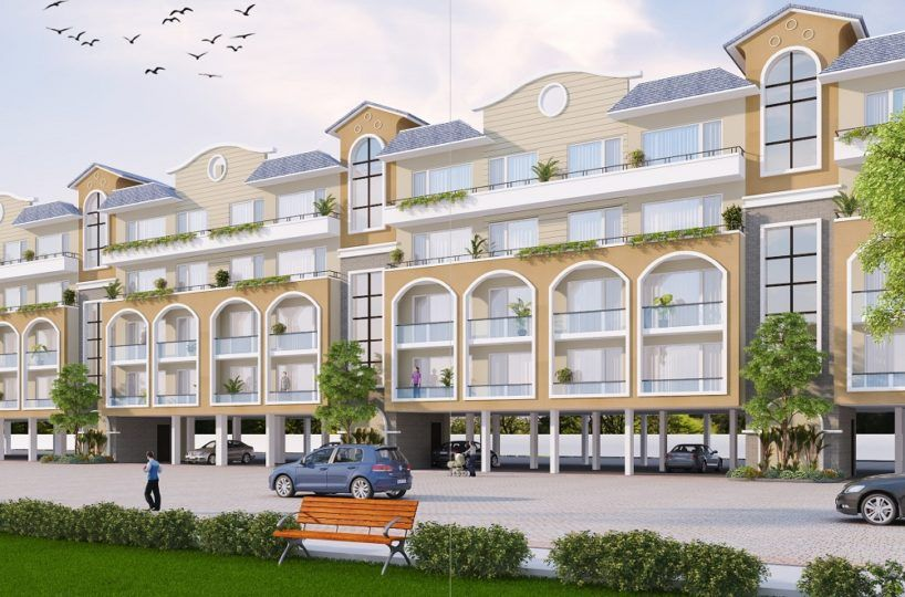 Joy Homes Mohali, 3 BHK Luxury Flats In Sector 85