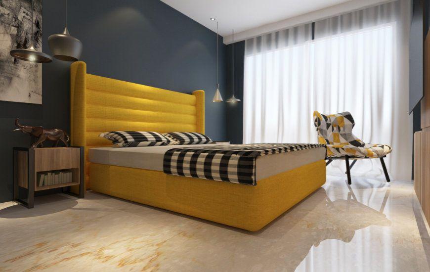 Sivanta Greens Mohali 4 BHK Flats For Sale Master Bedroom