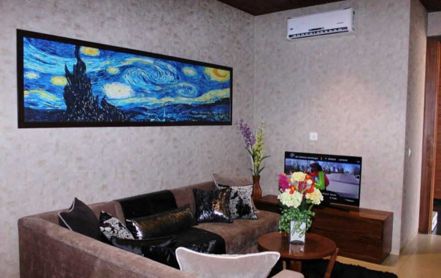 2 and 3 BHK Flats for Sale in Sushma Joy Nest Mohali-Living