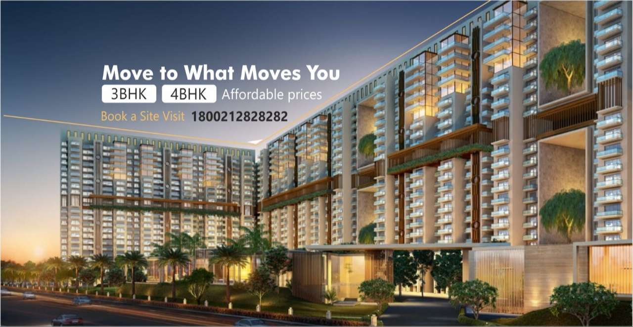 3-4BHK Luxurious Apartments Earth Villas & Penthouses In Mohali Marbella grand