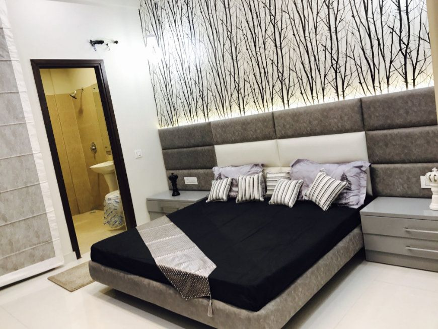 3BHK Ready To Move Flats in Bliss Orra Zirakpur-Master Bedroom