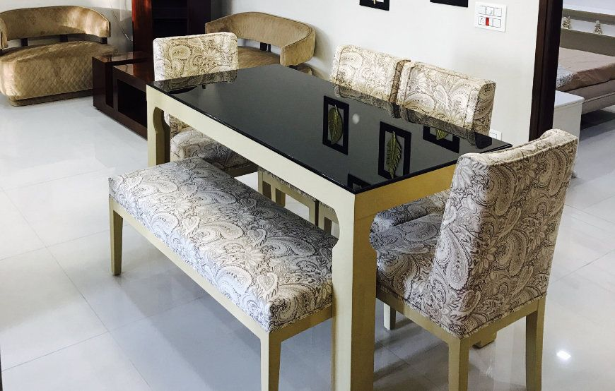 3BHK Ready To Move Flats in zirakpur Bliss Orra-Dining Room