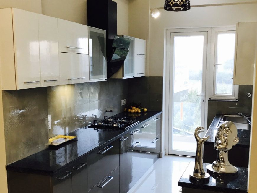 3BHK Ready To Move Flats in zirakpur Bliss Orra-Kitchen
