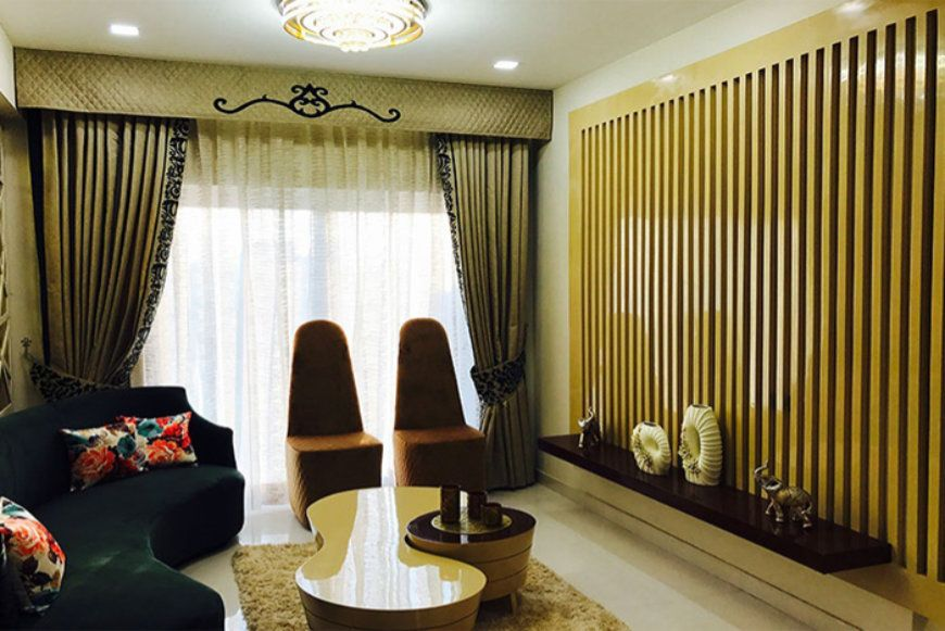3BHK Ready To Move Flats in zirakpur Bliss Orra-Living Room