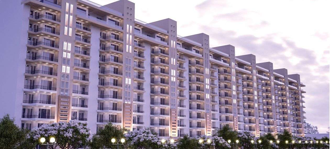 Bliss Orra 3BHK Ready To Move Flats in Zirakpur