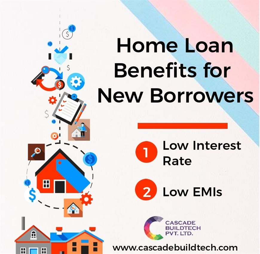 Home Loan Benefits for New borrowers