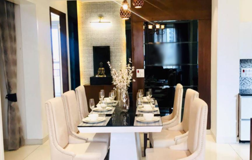 Joy homes 3 bhk flats for sale in mohali-Dining Room, Property in Mohali, Flats For Sale in Mohali