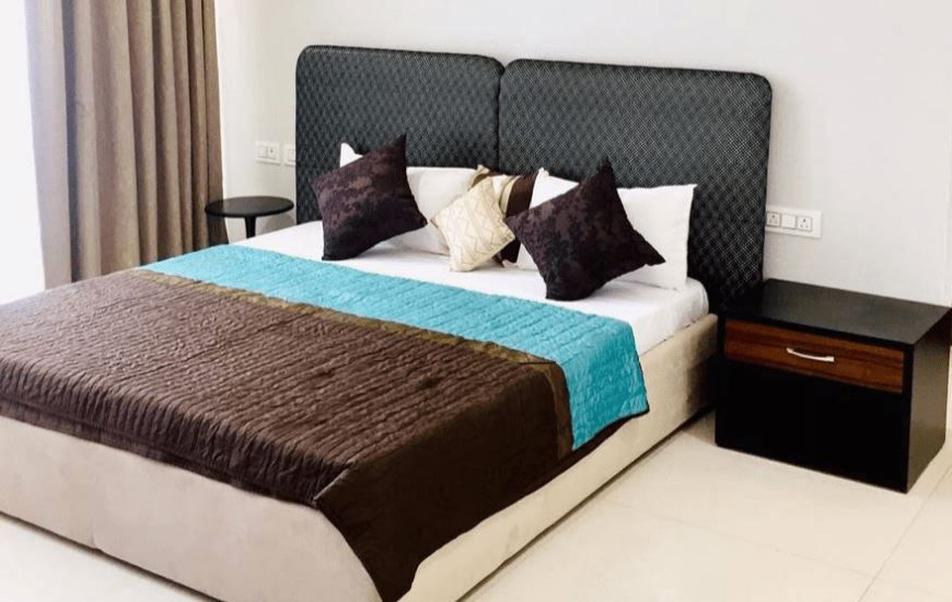 Joy homes Third Bedroom 3 bhk flats for sale in mohali