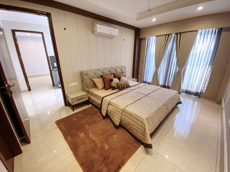 Sivanta Greens Master Bedroom 3 BHK Flats For Sale in Mohali