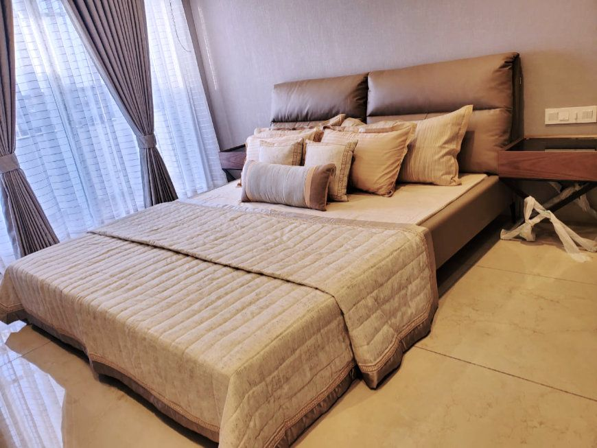 Sivanta Greens Second Bedroom 3 BHK Flats For Sale in Mohali