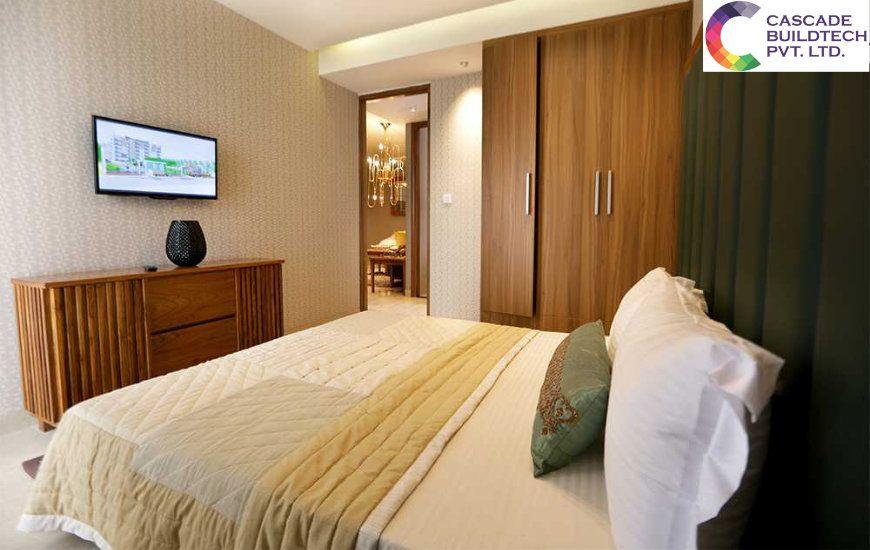 Sushma Joynest zrk1 3 BHK Apartments For Sale - Bedroom