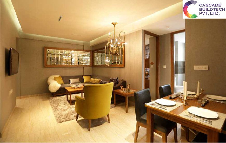 Sushma Joynest zrk1 3 BHK Apartments For Sale Living Room