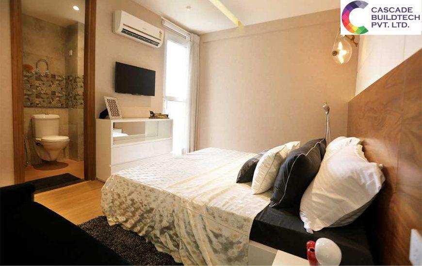Sushma Joynest zrk1 3 BHK Apartments For Sale Master Bedroom