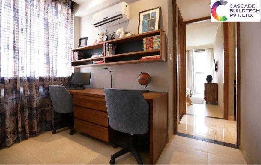 Sushma Joynest zrk1 3 BHK Apartments For Sale Study Room