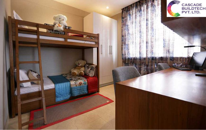 Sushma Joynest zrk1 3 BHK Apartments For Sale Third Bedroom
