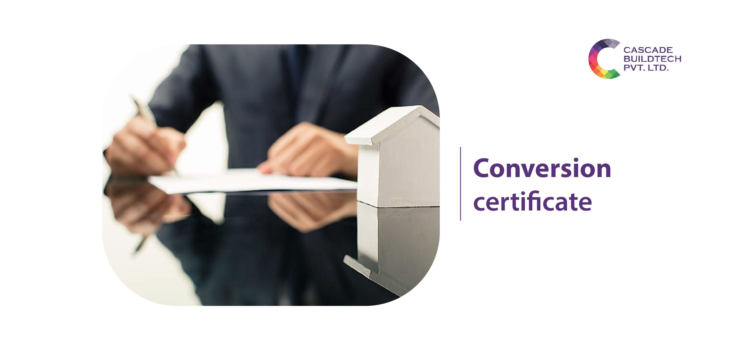 Conversion-certificate-of-property