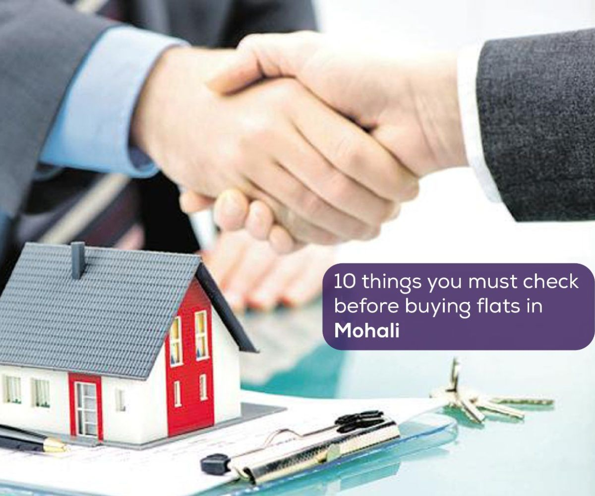 10 things you must check before buying flats in Mohal