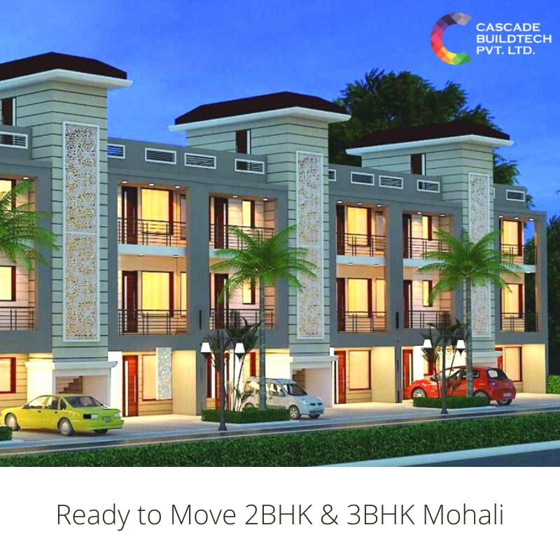 Ready-to-move-2-3-bhk-flats-in-mohali-Cascade-buildtech-Real-Estate-Offer-for-Home-Buyers-on Ganesh Utsav