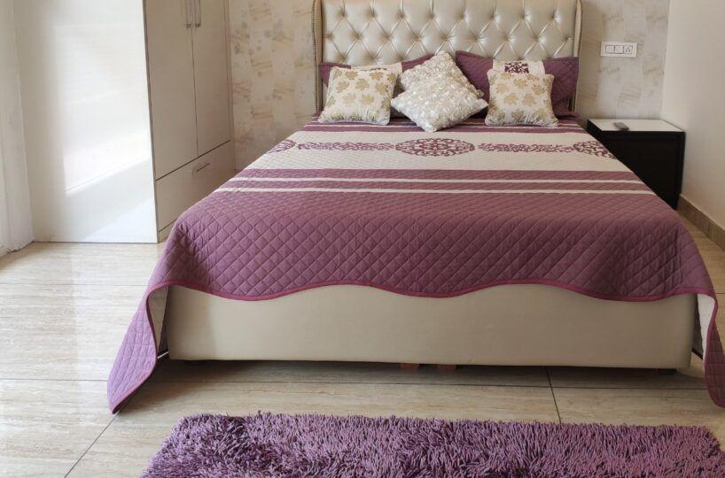 Bedroom Onkar Homes Zirakpur